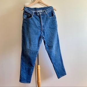 Vintage Billblass Hi-Rise Mom Jeans